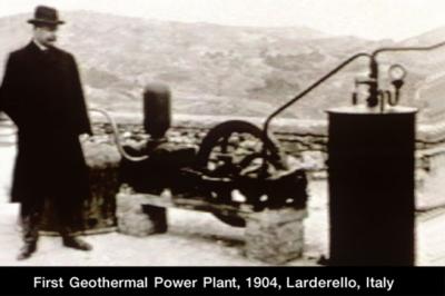 همه چیز در مورد انرژی ژئوترمال