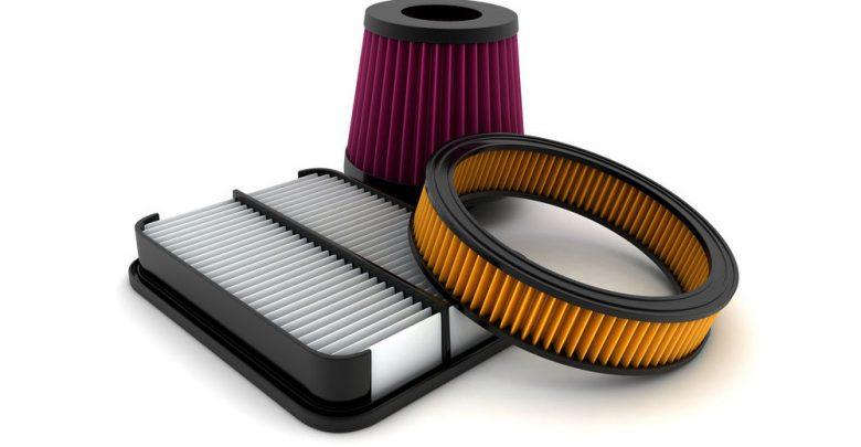 فرآیند تولید فیلتر هوا خودرو