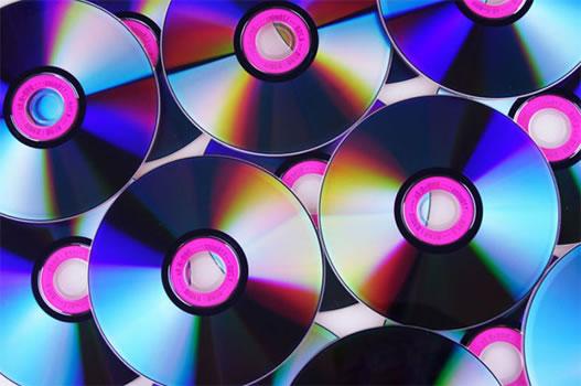 طرح بازیافت سی دی
