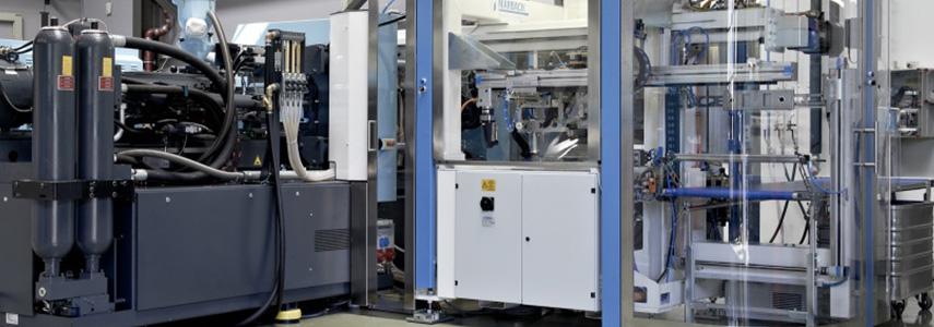آشنایی با خط تولید ظروف و قطعات پلاستیکی به روش IML