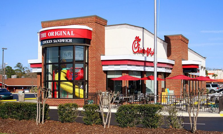 chick fil a fast food - راه اندازی فست فود