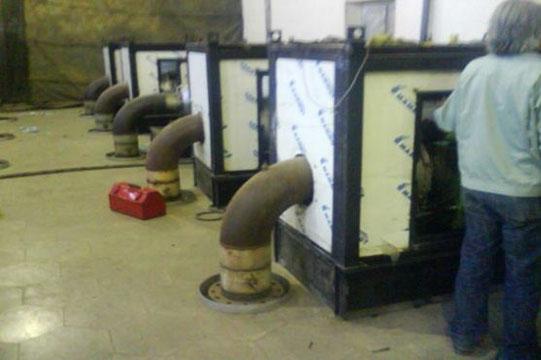 سیستم های تولید همزمان برق و حرارت