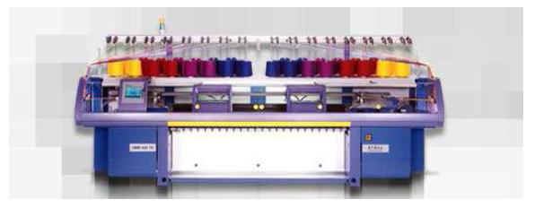 ماشین آلات تولید پوشاک زمستانی
