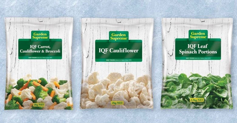 طرح نگهداری ميوه و سبزی به روش IQF