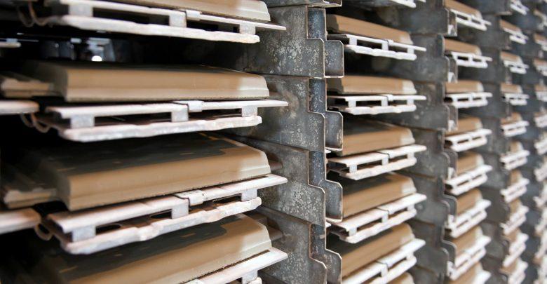 تولید تایل از ماسه های کویری