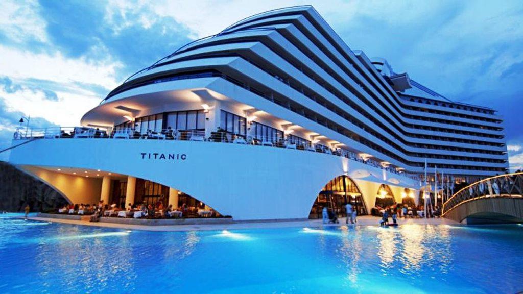 هتل 5 ستاره