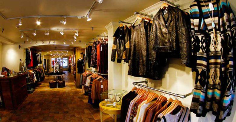 فروشگاه لباس فروشی