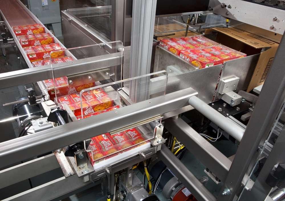 دستگاههای خط تولید مواد غذایی