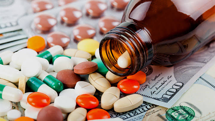 سرمایهگذاری در صنایع دارویی