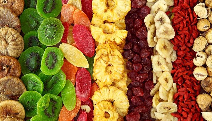 آموزش صفر تا صد خشک کردن میوه و سبزیجات