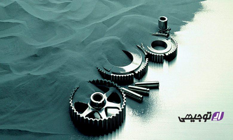 طرح تولید قطعات به روش متالورژی پودر